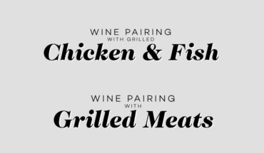 Perfect Barbecue Meat and Wine Pairings - Infographic