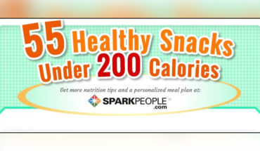 Snacks that are Healthy Yet Delicious - Infographic