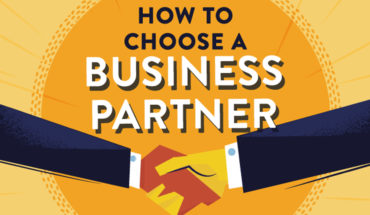 Ying and Yang: How to Choose Your Ideal Business Partner - Infographic