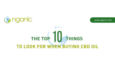 Buying the Best Cannabidiol(CBD) Oil- 10 Things You Must Check - Infographic
