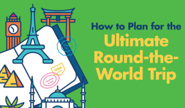 Dreaming of a Round-the-World Trip? Here's Your Ultimate Planning Guide - Infographic