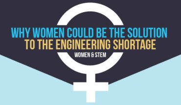 Have a Shortage of Engineers in the Workforce? Bring in the Women! - Infographic