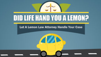 How to Convert Your Lemon-Car into Lemonade - Infographic