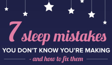 How to Repair Your Sleep Cycle: 7 Common Mistakes and Solutions - Infographic
