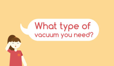 Need a Vacuum Cleaner? How to Make an Informed Buying Choice - Infographic