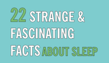22 Facts About Sleep That Will Wake You Up! - Infographic