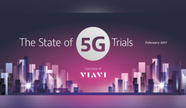 5G: State of Trials and Launch Readiness - Infographic