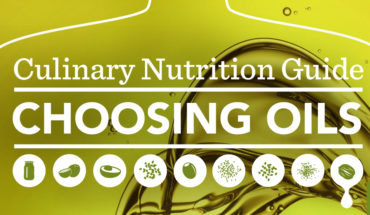 Choose the Right Oils: A Culinary Nutrition Guide - Infographic