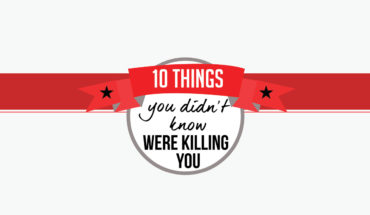 Healthy Foods That Are Actually Killing You - Infographic