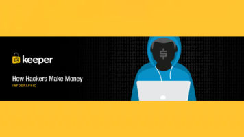 How Hackers Prey for Money - Infographic