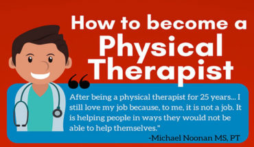 How to Build Your Career as a Physical Therapist - Infographic