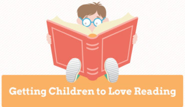 How to Light the Fire of Reading in Your Child - Infographic