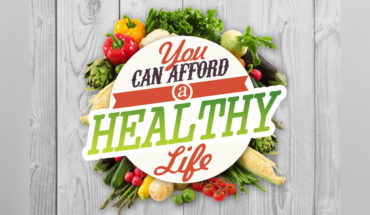How to Live Healthy on a Budget - Infographic