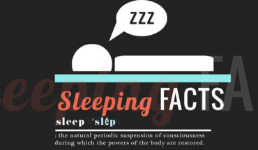 Sleep is Golden: 10 Facts Why - Infographic