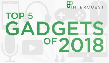The Future of Innovation: Top 5 Gadgets of 2018 - Infographic