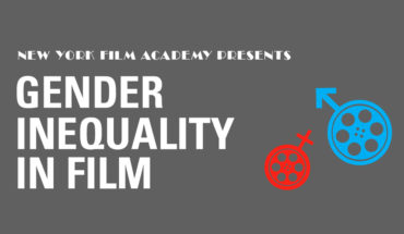 Times Up for Gender Inequality in Film - Infographic