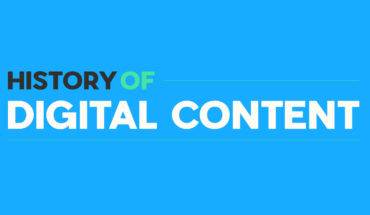When and How Did the World Get So Digital? The Complete History of Digital Content - Infographic