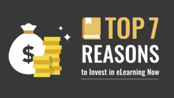 Why Companies Investing in eLearning Makes the Best Sense - Infographic
