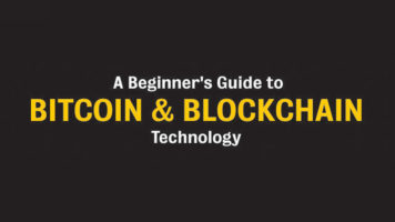 All About Bitcoin & Blockchain Technology: The First-Timer's Guide - Infographic