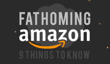 Amazing Amazon: 9 Things You Must Know About this Business Behemoth - Infographic