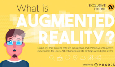 Augmented Reality: The Real Game-Changer - Infographic