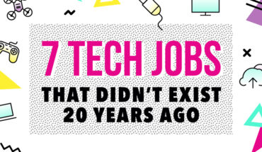 Changing Face of Careers: 7 New Jobs Created by Advancing Technology Shifts - Infographic