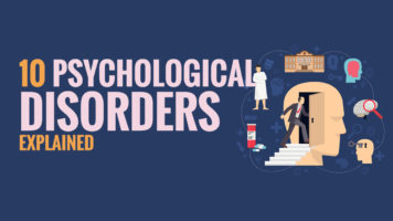 De-demonizing Mental Health: 10 Psychological Disorders Clarified - Infographic