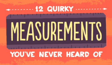 Fascinating Measuring Units that Nobody Knows About - Infographic