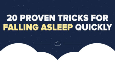 How to Hack Your Way to Restful Sleep: 20 Great Ideas - Infographic