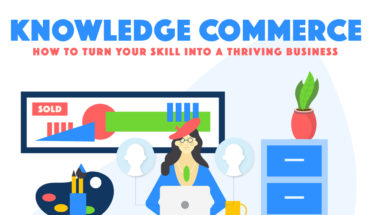 Infopreneurship: How to Convert Your Knowledge Skills into a Successful Business - Infographic
