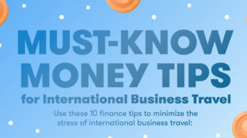 International Business Trip Ahead? Crucial Money Tips You Must Know! - Infographic