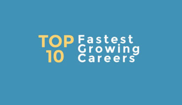 New Career Opportunities: Top 10 Fastest Growing Occupations - Infographic