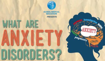 What, When & Why of Anxiety Disorders - Infographic