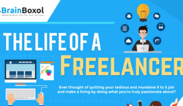 7 Reasons Why a Freelance Career is a Great Choice! - Infographic