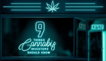 Cannabis -The Next Big Investment Destination: 9 Reasons Why - Infographic