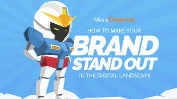 How to Create Your Own Brand Space in the Internet Universe - Infographic