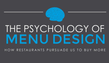 Tempting the Palette: The Inside Story of Menu Design - Infographic