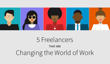 The New-Age Freelance Economy and 5 Types of Freelancers - Infographic