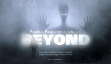 The Power of the Beyond: Human Beliefs and Fears - Infographic