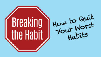 The Science of Habit and How to Break the Cycle of Bad Habit - Infographic