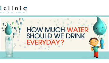 What's Your Recommended Daily Dosage of Water? - Infographic
