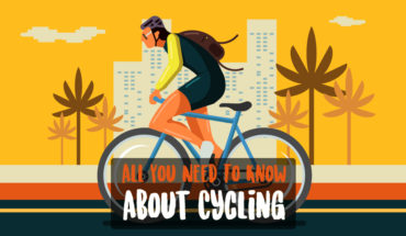 Why Cycling is Not Just Exercise, But a Way of Life - Infographic