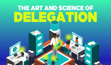 Why Delegating Makes Sound Business Sense - Infographic
