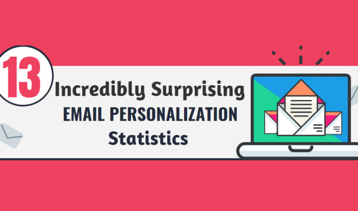 Your Customer is a Person, Not a Number: Email Personalization Statistics - Infographic