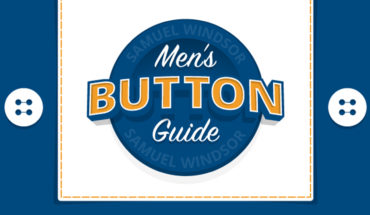 A Tale of Two Buttons: A Comprehensive Guide to Buttons in Men's Attire - Infographic