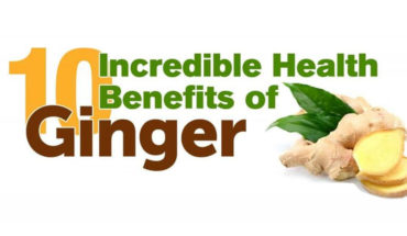 A Wonder Plant Called Ginger: 10 Extraordinary Health Benefits - Infographic