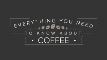 All About Coffee: In a Nutshell (or Your Favorite Coffee Cup or Mug!) - Infographic
