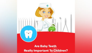 Are Baby Teeth Important to Children Only Because of the Tooth Fairy? - Infographic