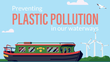 Danger Alert! Plastic Pollution is Destroying Our Water Coverage - Infographic