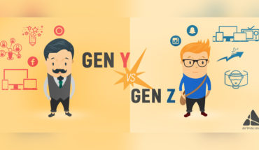 Digital Aspirants Vs Digital Natives: What Sets Generation-Y and Gen-Z Apart - Infographic